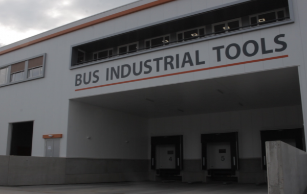 Bus Industrial Tools bedrijfsvideo