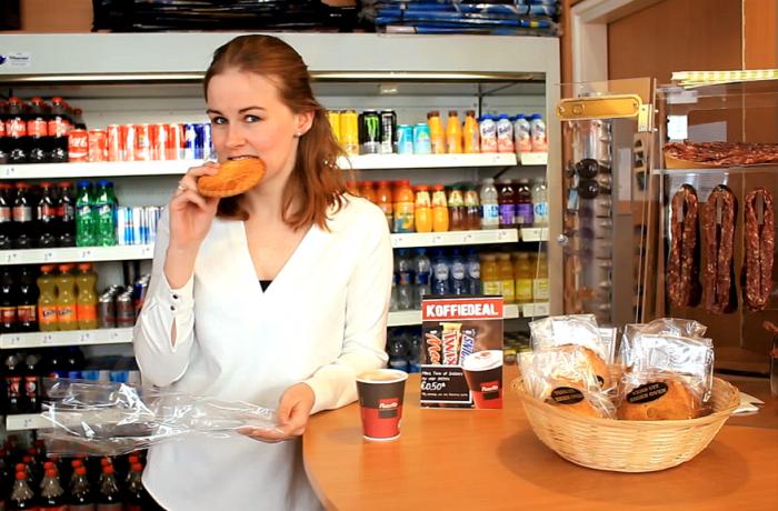 Bedrijfsvideo Total koffiecorner